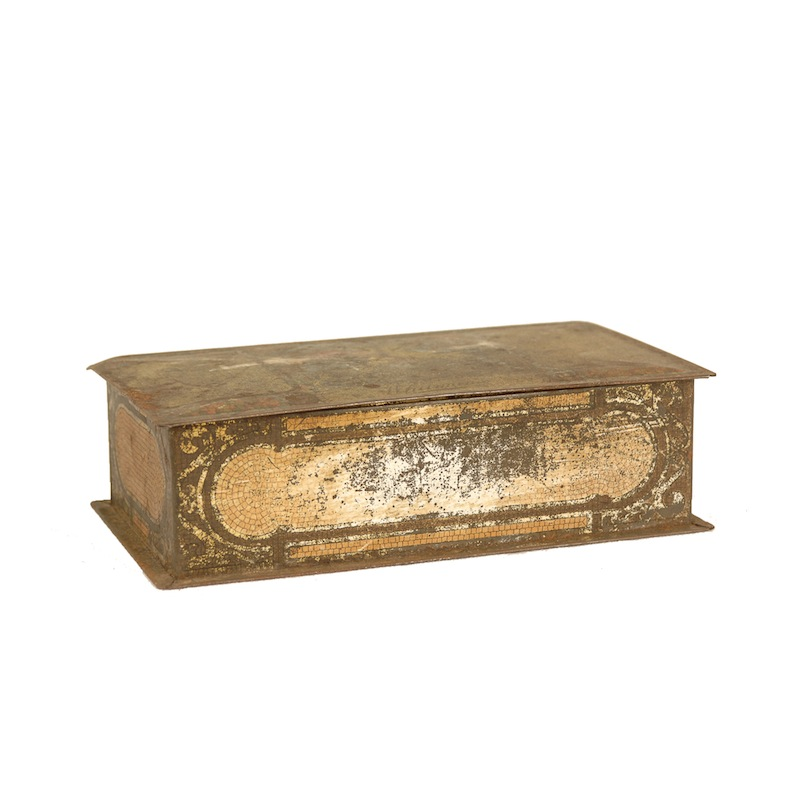 Basil Gilded Boxes