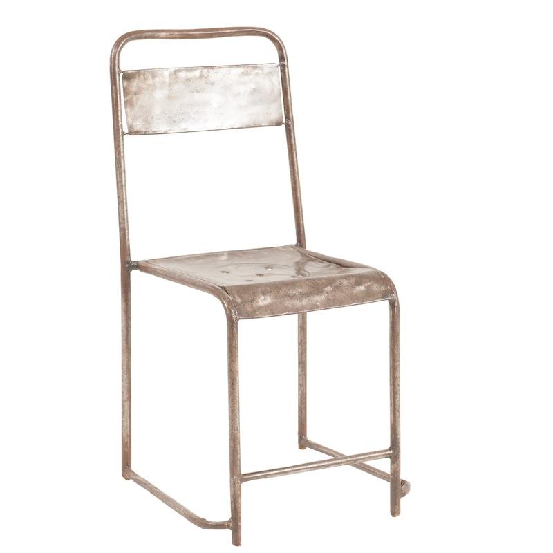 Mel Metal Chairs