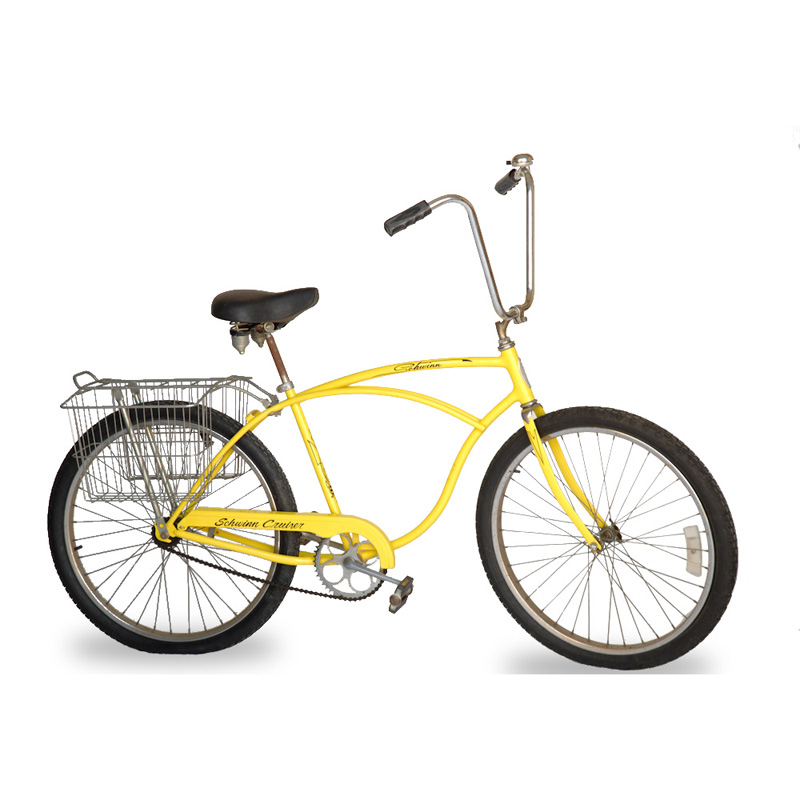 Amy Yellow Schwinn Bicycle