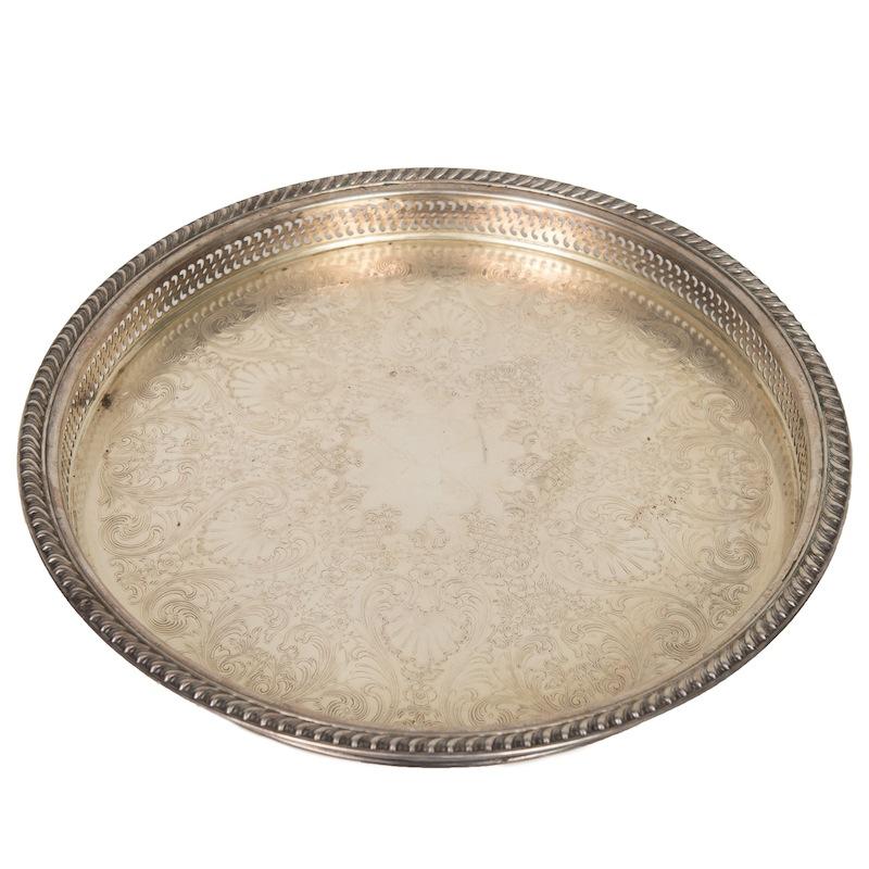 Prestige Silver Tray