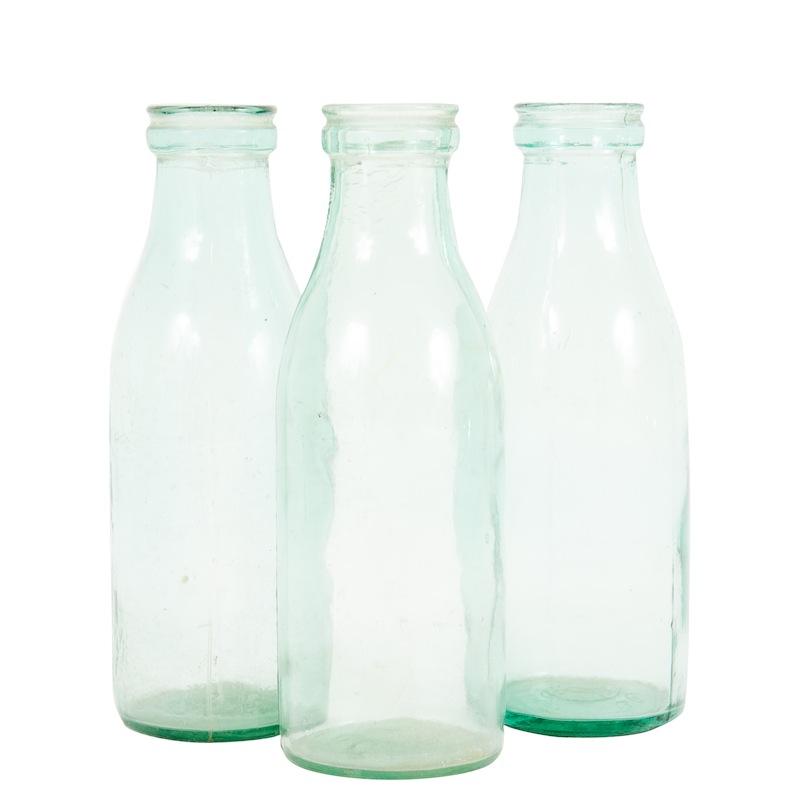 Felix Milk Bottles (set of 5)