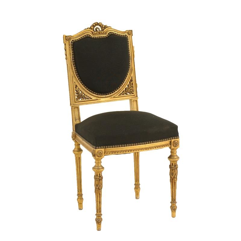 Sanderson Black Chairs