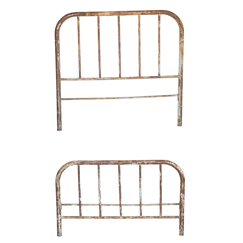Pierce Iron Bed
