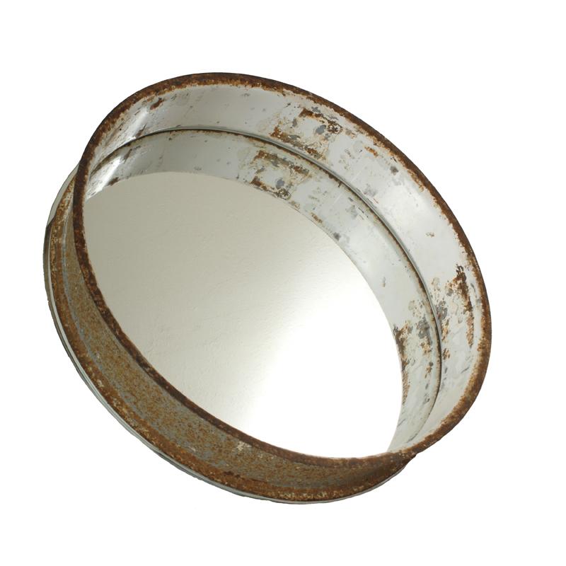 Devon Distressed Mirror