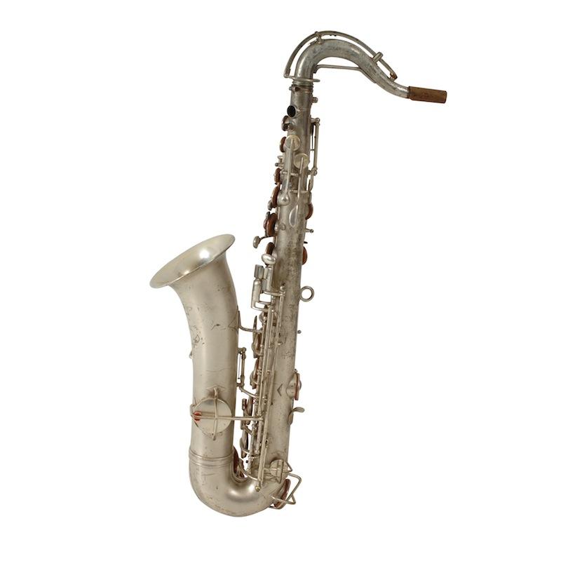 Coltrane Saxophone