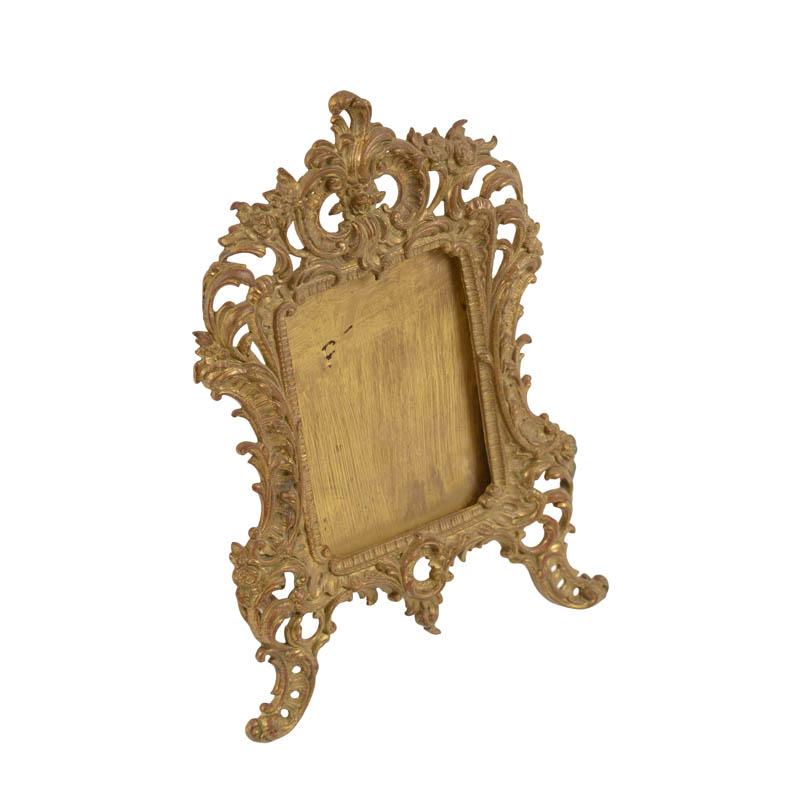 Florette Brass Frame