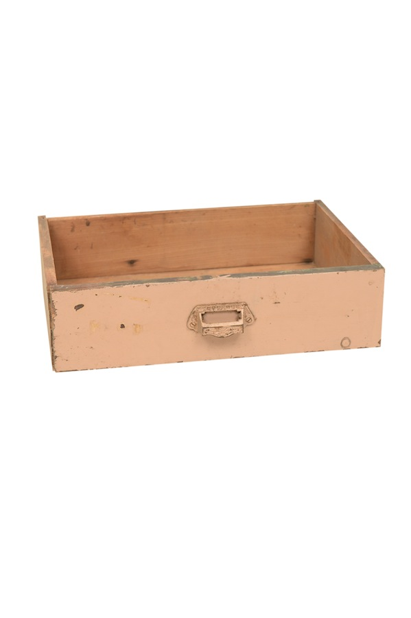 Perla Pink Drawers