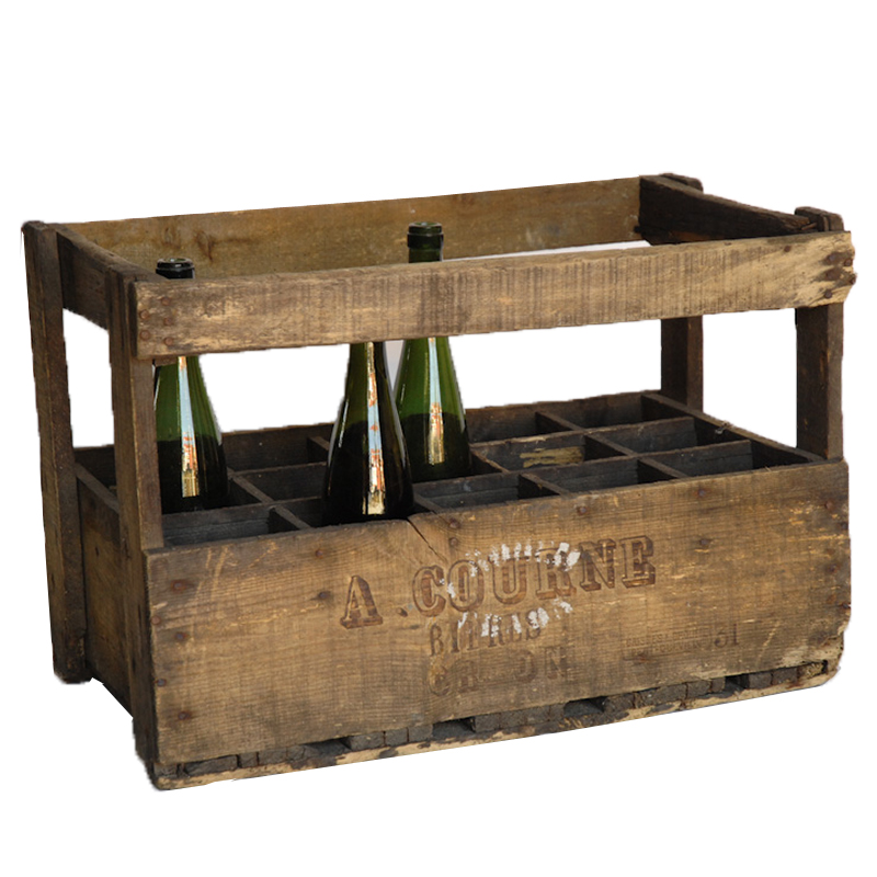 Courne Bottle Crate