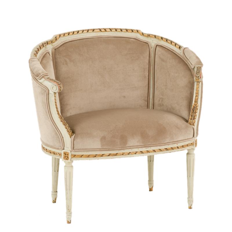 Cress Velvet Chair