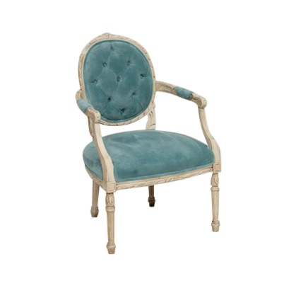 West Seafoam Chair