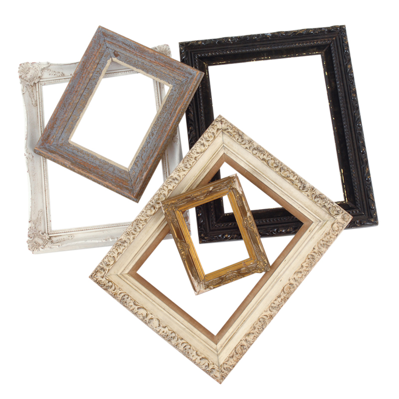 Maggie Set of 5 Frames (small & medium)