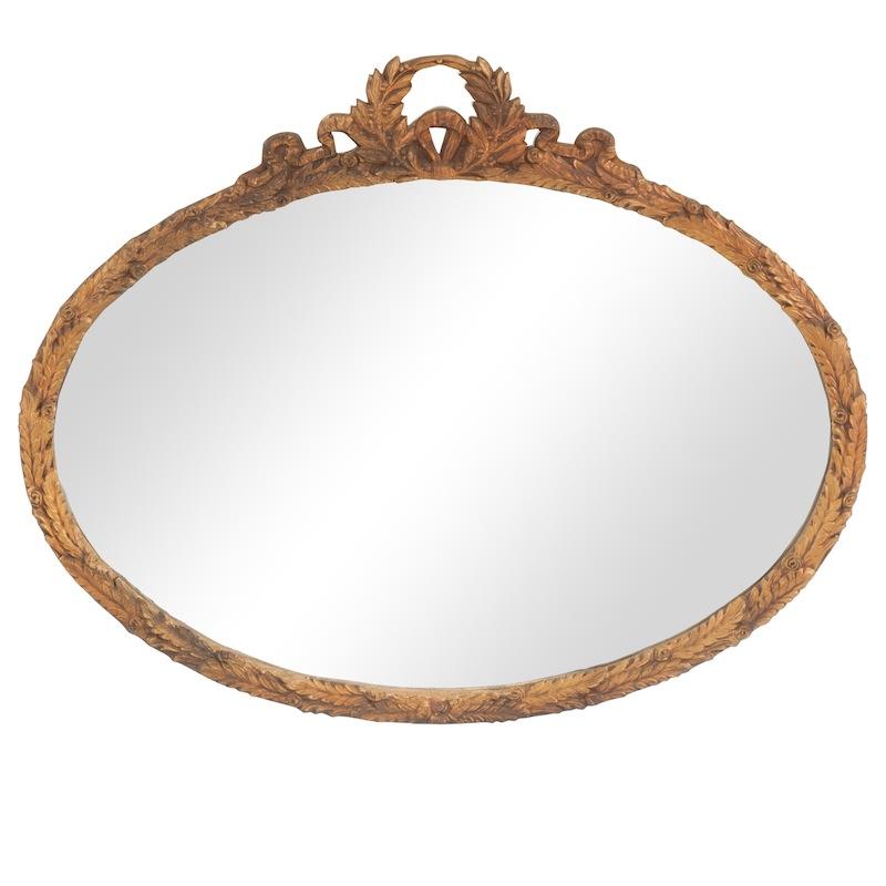 Brillion Oval Mirror