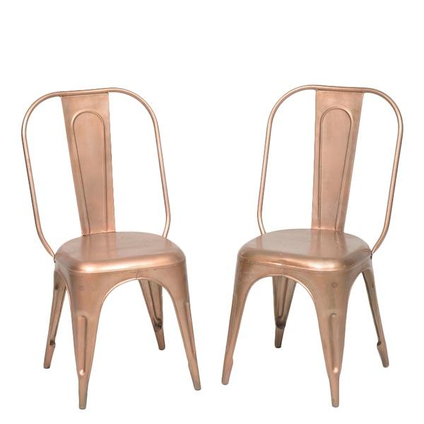 Genial Hammer Bronze Chairs
