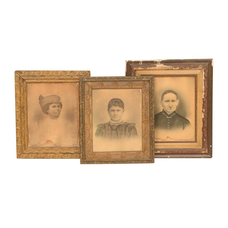 Austen Portraits