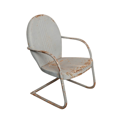 Shelby Metal Chair