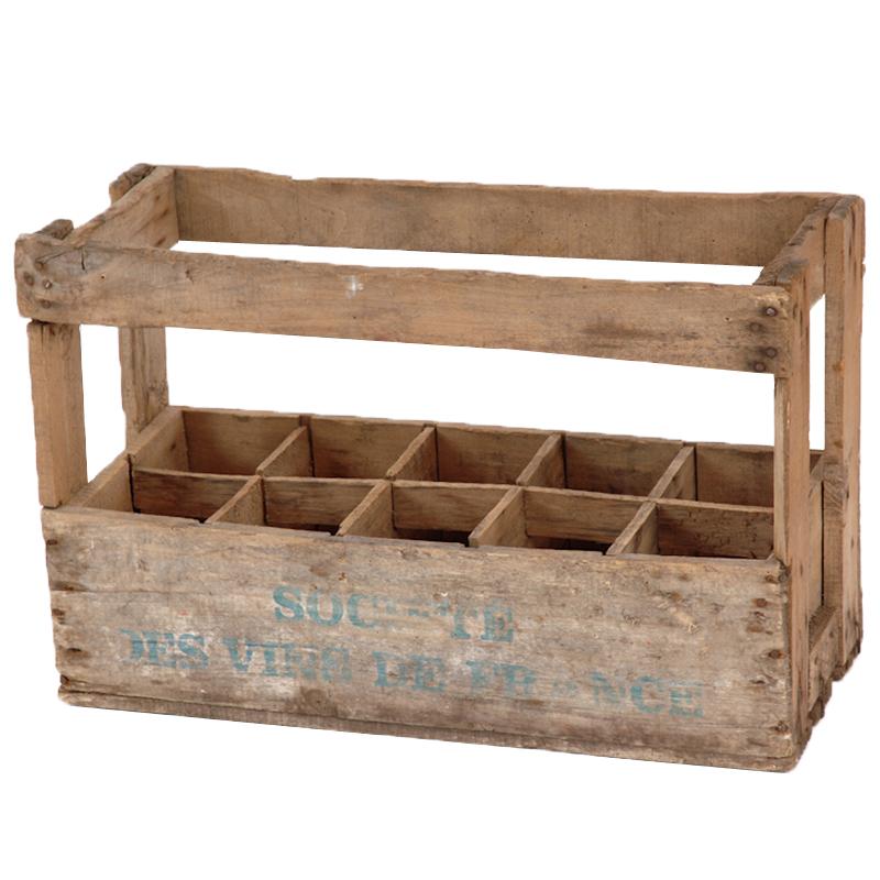 Lang Wine Crate