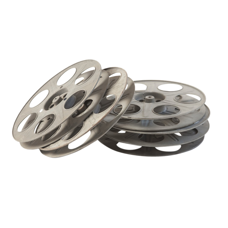 Larson Metal Film Reels (set of 3)