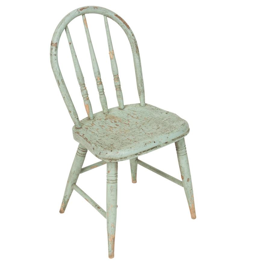 Rainier Mint Child's Chair