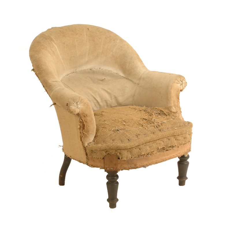 Chaucer Unfinished Chair