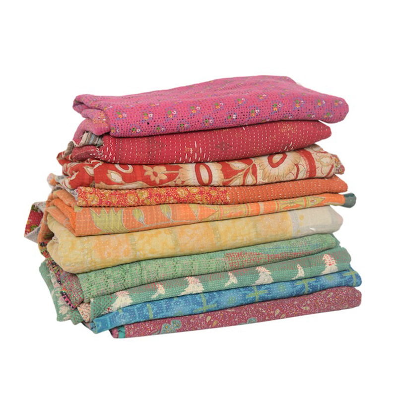 Alicia Kantha Quilts (set of 3)
