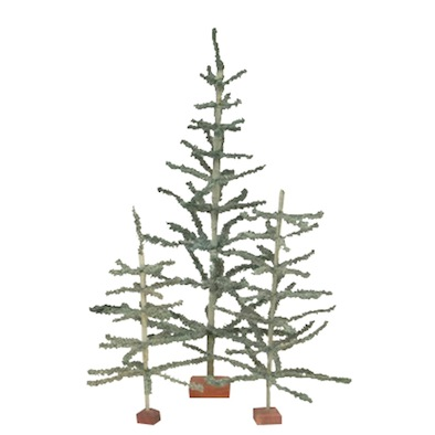 Holly Trees (Set of 3)