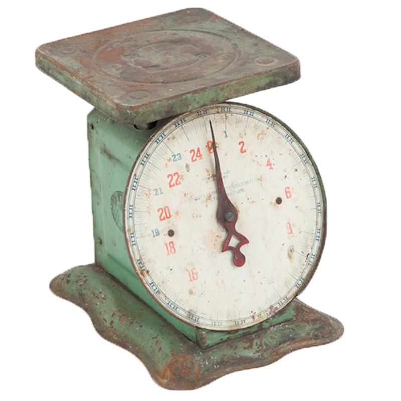 Caleb Green Scale