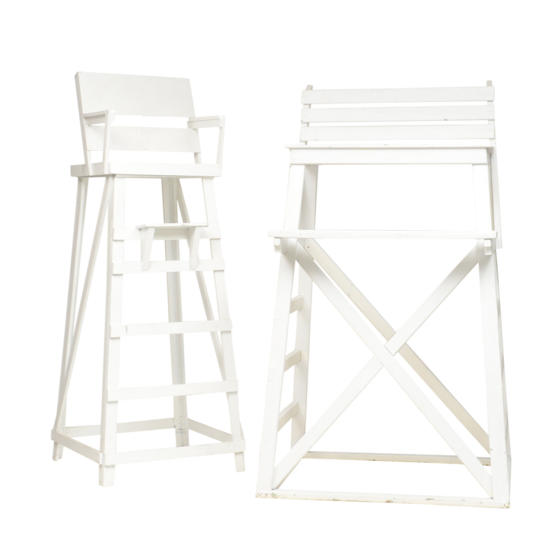 Montauk Lifeguard Chairs