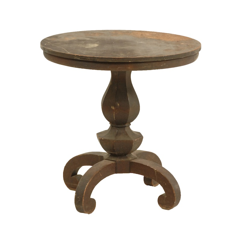 Macy Round Side Table