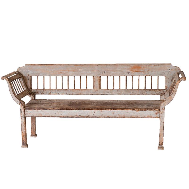 Cherish Wooden Bench