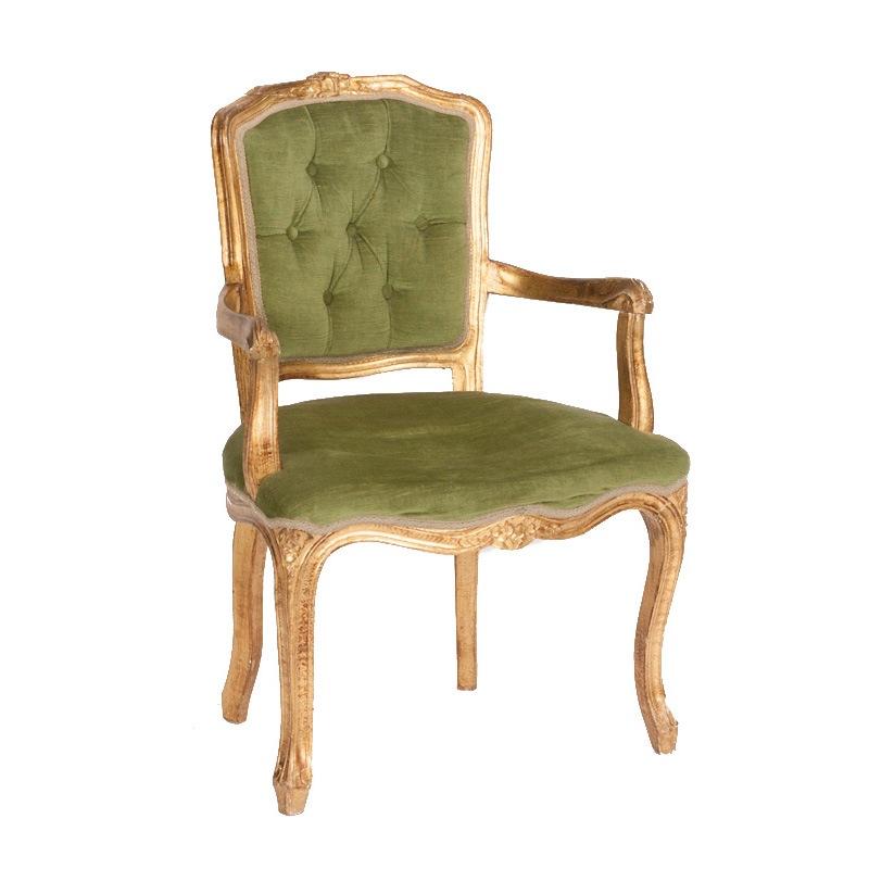 Fauna Green Chair