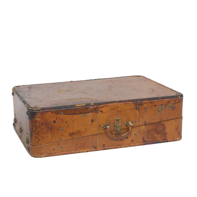 Tyson Camel Suitcase