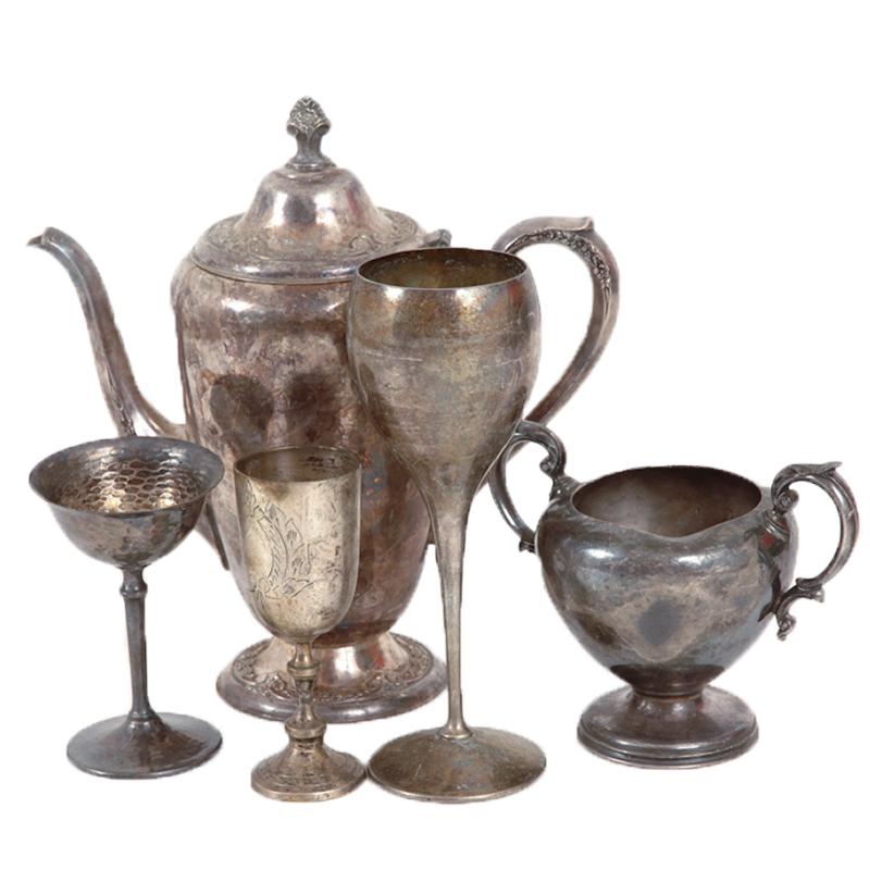 Kingston Silver (set of 5 pieces)