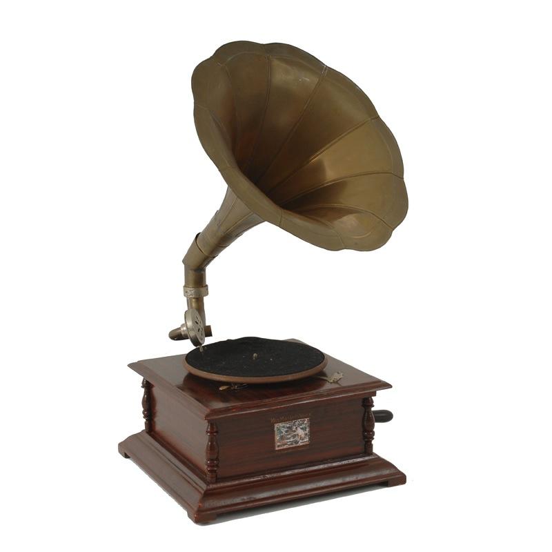 Wilma Rose Gramophone
