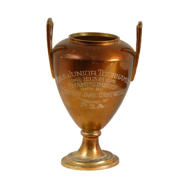 Barnell Brass Trophy