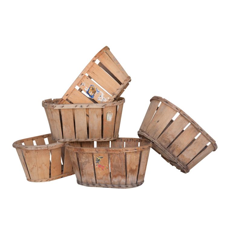 Collins Wooden Baskets