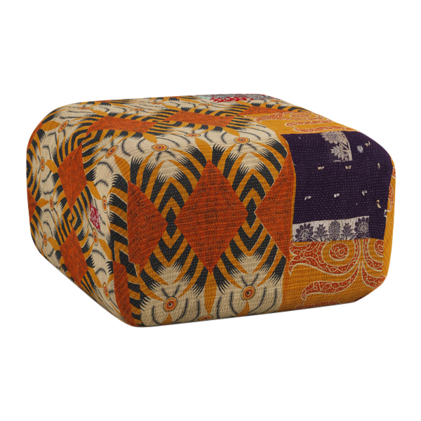 Ruthanne Kantha Cushion
