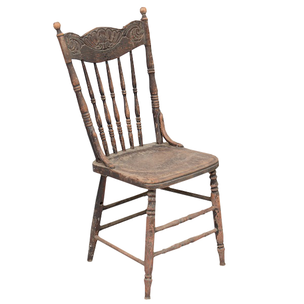 Colden Wooden Chair