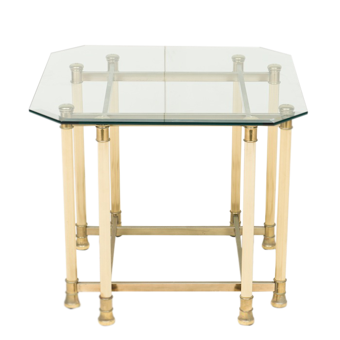 Quartz Side Table