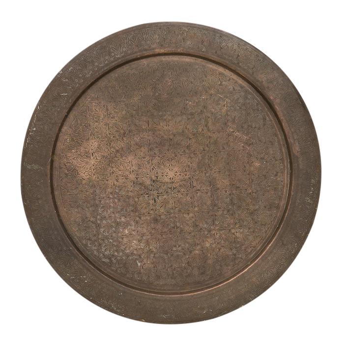 Aurelius Bronze Tray