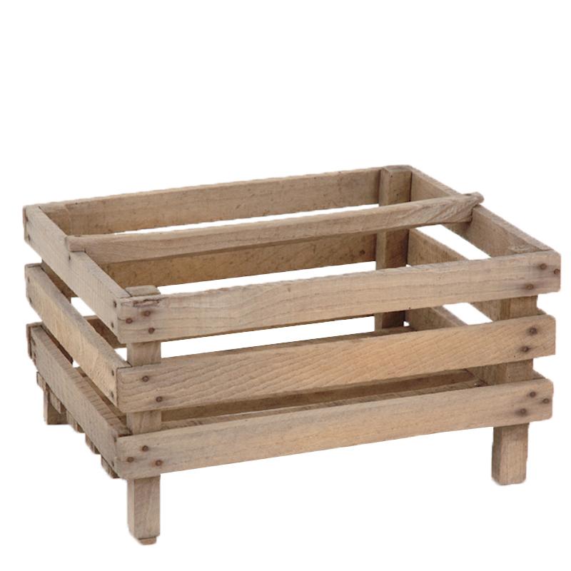 Pratt Wooden Bins