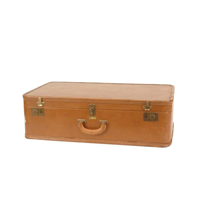 Harold Camel Suitcase