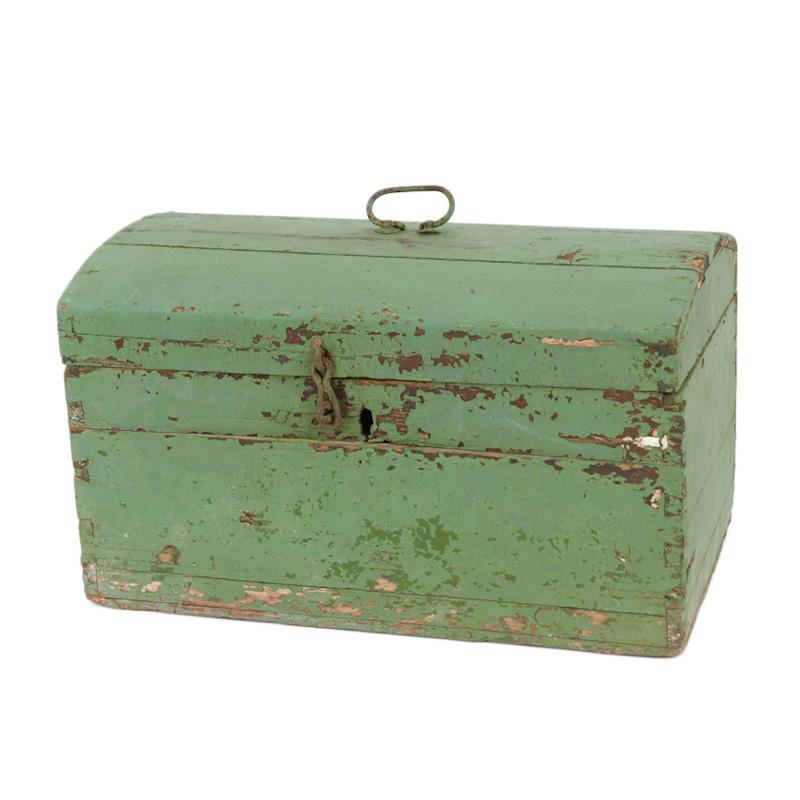 Duke Green Box