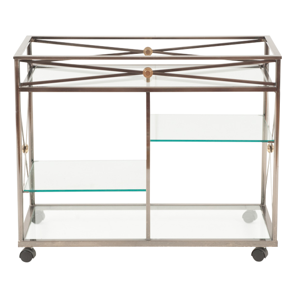 Beckett Bar Cart