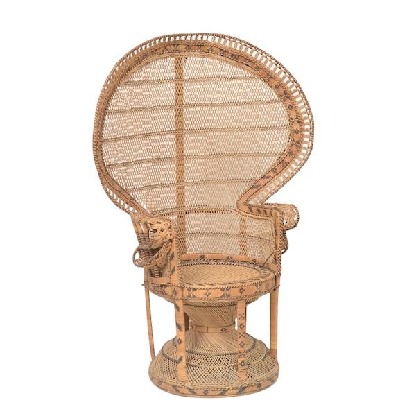 Jurado Peacock Chair