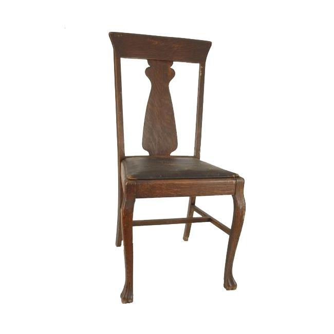 Thorton Brown Chair