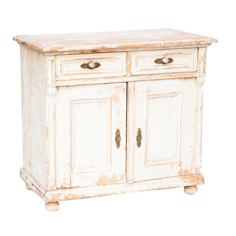 Hoffman Cream Cabinet