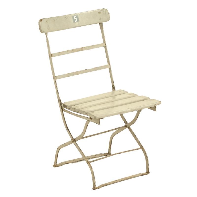 Pomeroy Grey Bistro Chairs