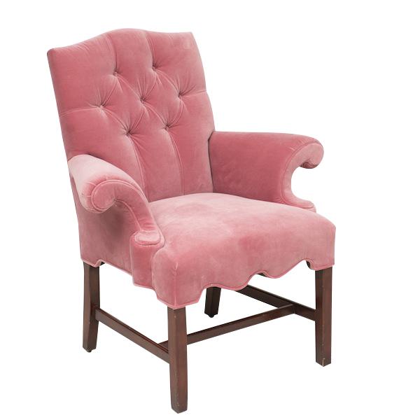 Felicia Velvet Armchairs