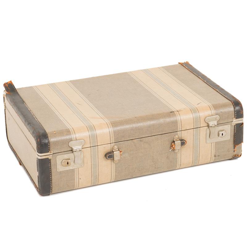 Ashford Blue Suitcase