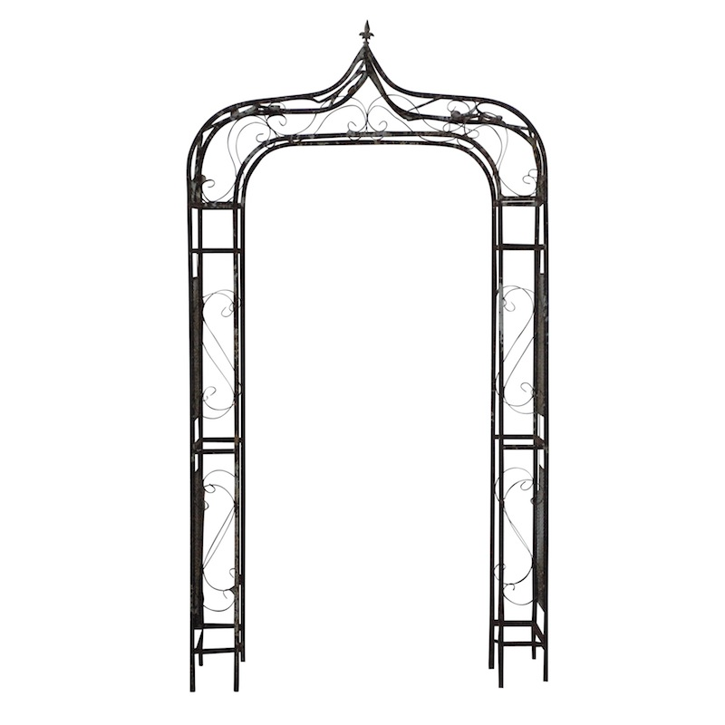 Hazel Iron Arch